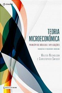 TEORIA MICROECONÔMICA - PRINCÍPIOS BÁSICOS E APLICAÇÕES