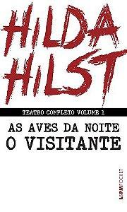 TEATRO COMPLETO VOLUME 1 - AVES DA NOITE O VISITANTE - 1284