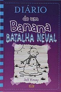 Diário de um banana: Batalha neval - Vol. 13