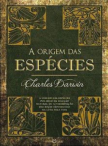 A Origem das Espécies - Capa Dura