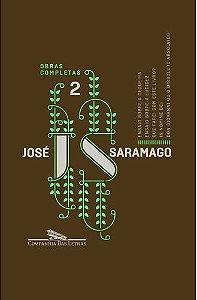 OBRAS COMPLETAS - JOSÉ SARAMAGO - VOLUME 2