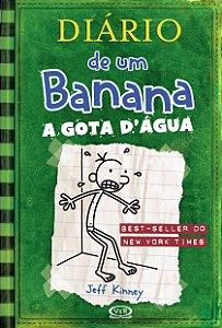 DIARIO DE UM BANANA VOL. 3 - A GOTA D AGUA