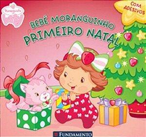 BEBE MORANGUINHO BEIJINHOS DE BEBE E PRIMEIRO NATAL