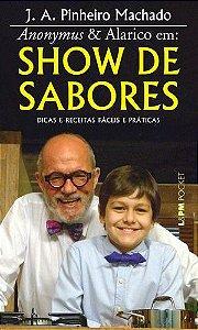SHOW DE SABORES DICAS E RECEITAS FACEIS E PRATICAS - 1131