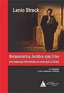 HERMENÊUTICA JURÍDICA EM CRISE