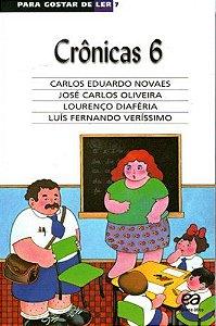 PARA GOSTAR DE LER VOL. 7 CRONICAS 6