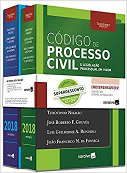 COMBO CODGIO DE PROCESSO CIVIL E CODIGO CIVIL