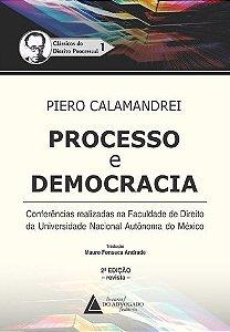 PROCESSO E DEMOCRACIA