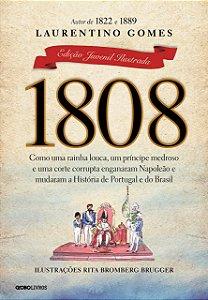 1808 EDICAO JUVENIL ILUSTRADA