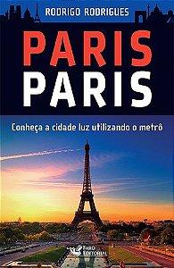 PARIS PARIS - CINHEÇA A CIDADE LUZ UTILIZANDO O METRO