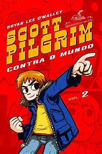 SCOTT PILGRIM - CONTRA O MUNDO V2