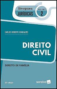DIREITO CIVIL - SIN JUR 2 - DIREITO DE FAMILIA 2019