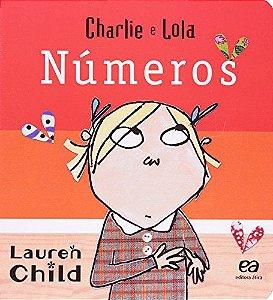 CHARLIE E LOLA - NUMEROS - CAPA DURA
