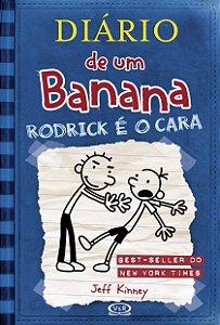 Diário de um banana: Rodrick é o cara - Vol. 2