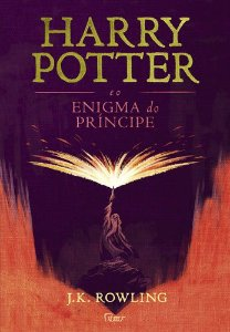 HARRY POTTER E O ENIGMA DO PRINCIPE- CAPA DURA