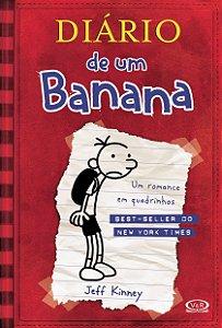 DIARIO DE UM BANANA VOL. 1 - UM ROMANCE EM QUADRINHOS