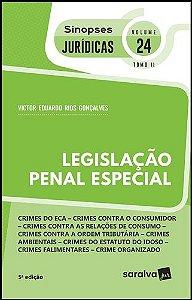 LEGISLACAO PENAL ESPECIAL
