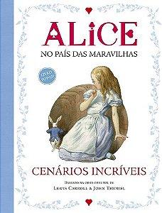ALICE NO PAIS DAS MARAVILHAS - POP-UP