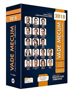 VADE MECUM RT 11A EDICAO 2018