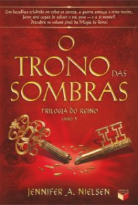 Trilogia do Reino: O trono das sombras - Vol. 3