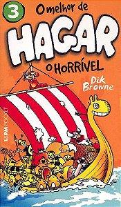 O MELHOR DE HAGAR 3 - O HORRÍVEL
