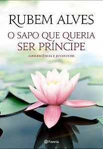 O SAPO QUE QUERIA SER PRINCIPE