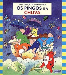 OS PINGOS E A CHUVA