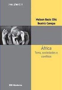 AFRICA TERRA. SOCIEDADE E CONFLITOS