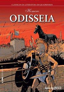ODISSEIA- EM QUADRINHOS