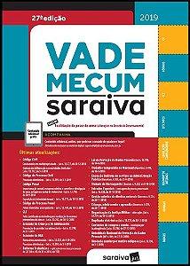 VADE MECUM SARAIVA 2019 - 27A ED.
