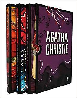 BOX AGATHA CHRISTIE