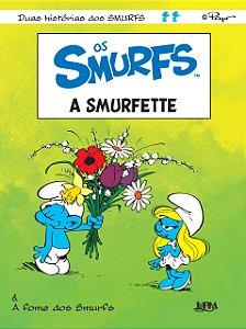 Os Smurfs: A Smurfette
