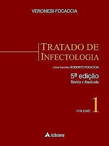 TRATADO DE INFECTOLOGIA - COMBO COM VOL. 1 E 2