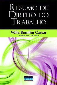 RESUMO DE DIREITO DO TRABALHO