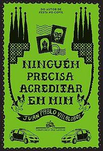 NINGUEM PRECISA ACREDITAR EM MIM