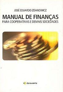 MANUAL DE FINANÇAS PARA COOPERATIVAS E DEMAIS SOCIEDADES
