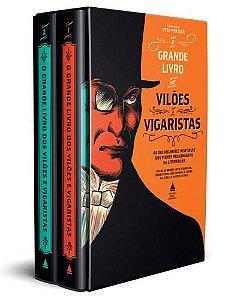 BOX - GRANDES LIVRO DOS VILOES E VIGARISTAS