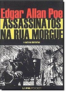 ASSASSINATOS NA RUA MORGUE E OUTRAS HISTORIAS - 269