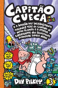CAPITAO CUECA VOLUME-3