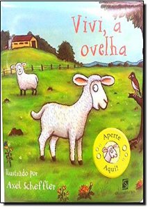 VIVI, A OVELHA-LIVRO DE BANHO