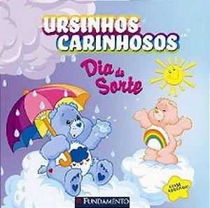 URSINHOS CARINHOSOS - DIA DE SORTE - COM ADESIVOS