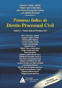 PRIMEIRAS LINHAS DE DIREITO PROCESSUAL CIVIL