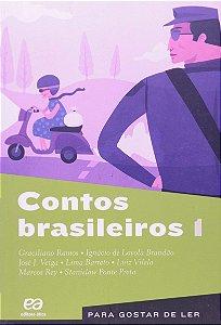 PARA GOSTAR DE LER 8 - CONTOS BRASILEIROS 1