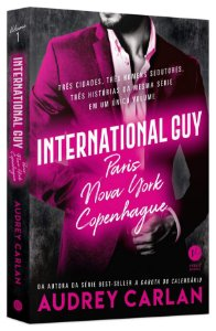 INTERNATIONAL GUY - PARIS NOVA YORK COPANHAGUE