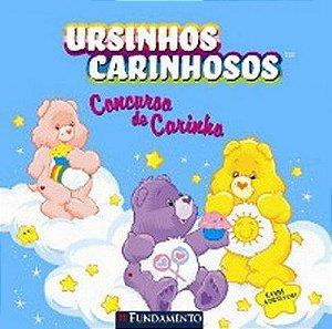 URSINHOS CARINHOSOS - CONCURSO DE CARINHO - COM ADESIVOS
