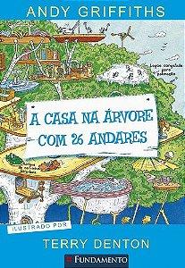 A CASA NA ÁRVORE COM 26 ANDARES