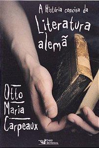 A HISTORIA CONCISA DA LITERATURA ALEMÃ