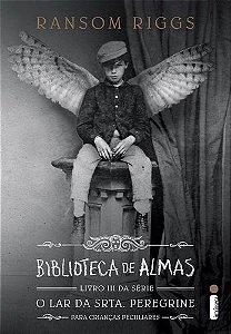 BIBLIOTECA DE ALMAS V3 - O LAR DA SRTA PEREGRINE