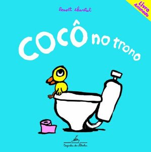 COCÔ NO TRONO