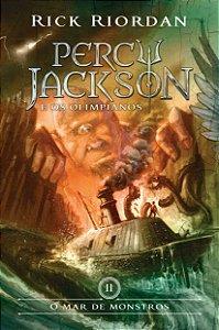 Percy Jackson e os Olimpianos: O mar de monstros - Livro 2